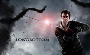 HP Longbottom Wallpaper by LifeEndsNow