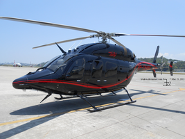 Helicopter 20150321 _ Bell 429 _ side by K4nK4n