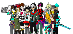 Elsword - Freedom Rebellion by GameBoy224