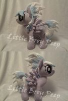 my little pony cloudchaser plush by Little-Broy-Peep