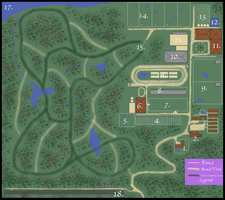Earthenbrook Stable Map by Orstrix