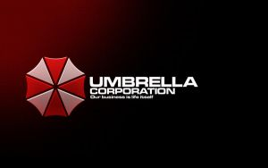 Umbrella Corp. Wallpaper by Arubaru