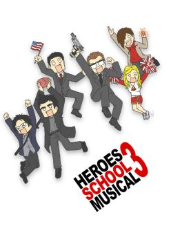 Heroes School Musical 3 by Blue-Dragonne01