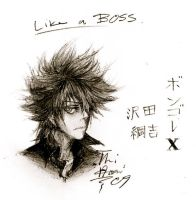 Like a Boss by thi-hoai