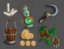 Pack Things Druid style by stasiyaalexandrova