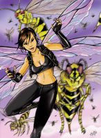 Ultimate Wasp by jlonnett