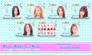 Fiestar Folder Icon Pack by SNSDraimakim