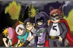 South Park: Coon and Friends by Grim-Raider