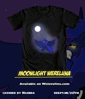 Moonlight Wereluna by Toxic-Mario