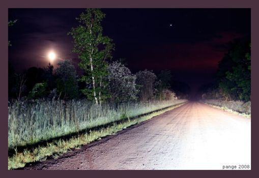 Ghost Road by pange