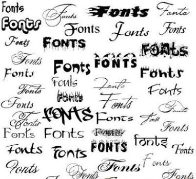 Font UTM and UVF by hoaanhdao10101999