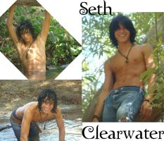 Seth Clearwaterrrrr :D by LiannexSupernatural