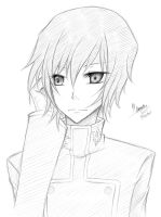 Lelouch by MangetsunoMegami