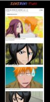 IchiRuki Story Time Plz by jaydz-05