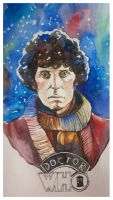 4th doctor by Juliaanna