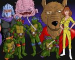 TMNT Group Pic by pedlag
