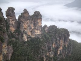 The Three Sisters by BrendanR85