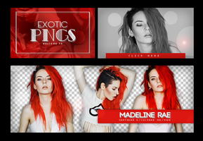 Pack Png 682 // Madeline Rae. by ExoticPngs