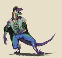 Raptor Claw II by Ageaus