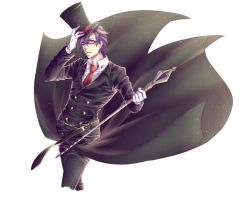 Fan Art Hirato by EDDY-Melodia