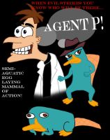 Agent P by Have-a-Laugh