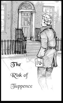 Risk Of Tuppence gif by tinycoward
