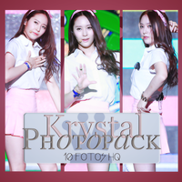 Photopack Krystal-f(x) 007 by DiamondPhotopacks