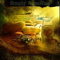 Simply Squashes by inObrAS