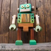 Robot 11 by hama2