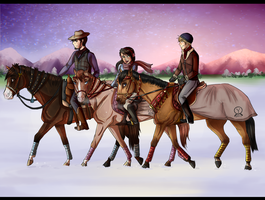| TWD | A White Christmas | by ever-so-jAntly