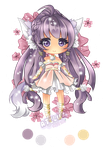 Adoptable Giveaway! [WINNER ANNOUNCED] by AtelierCrystal