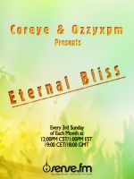 """Eternal Bliss"" Flyer by Grafi-Ray"