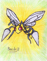 15 -  Beedrill by JacobMace