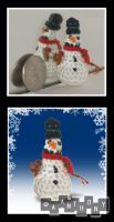 Snowman by A--Anthony