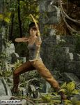 Vault Rustler Equipment and Poses #01 by Slide3D