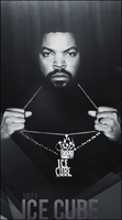 Ice Cube Vertical Siganture by XB21