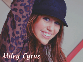 Miley Cyrus wallpaper by Green-Romance