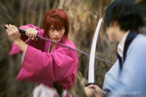 Rurouni Kenshin: No More Words by mrdustinn