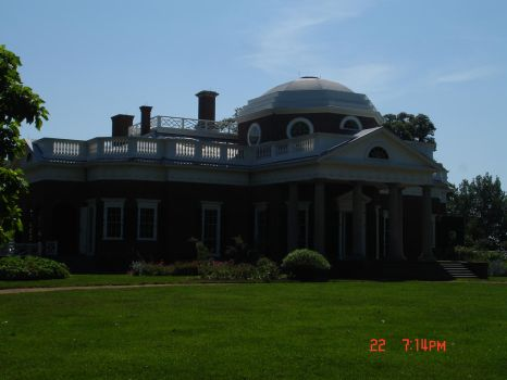 Monticello #001 by TheAnimangaGirl