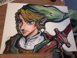 Link Twilight Princess by TheDorkyDerpster