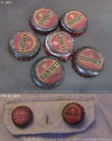 Fallout Sunset Sarsperilla Caps by RaptorArts