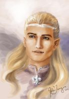 Legolas Greenleaf 2 by HTHI