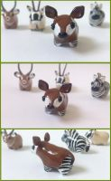 My miniature Okapi by RoOsaTejp