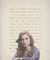 Lydia Martin by bubblenubbins
