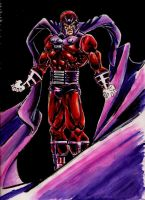 Unfinished Magneto by Lorredelious