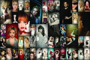 Brittany Murphy Photo Collage by Domino333