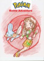 Pokemon Battle Adventure by StarOblivion