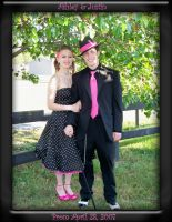 Cousin and boyfriend prom date by jenny-in-ga