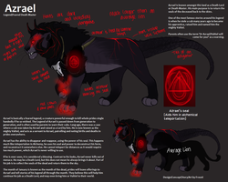 Azrael|Death Lord - Reference Sheet for group by Lluma