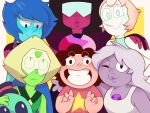 The Crystal Gems by happymia13